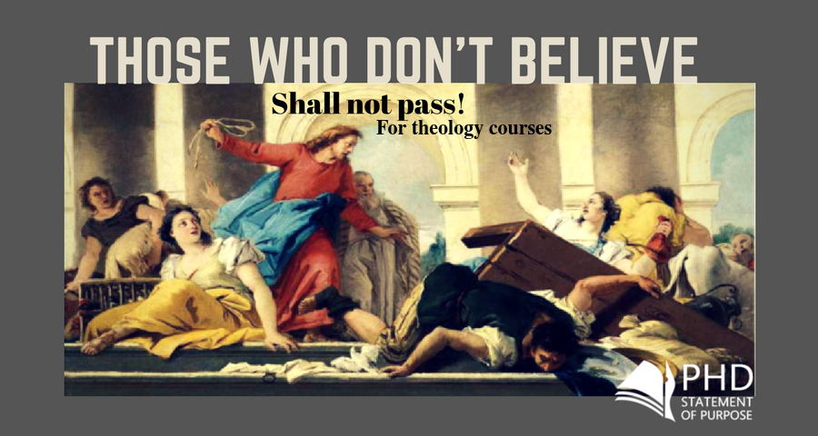 statement of purpose theology mistakes
