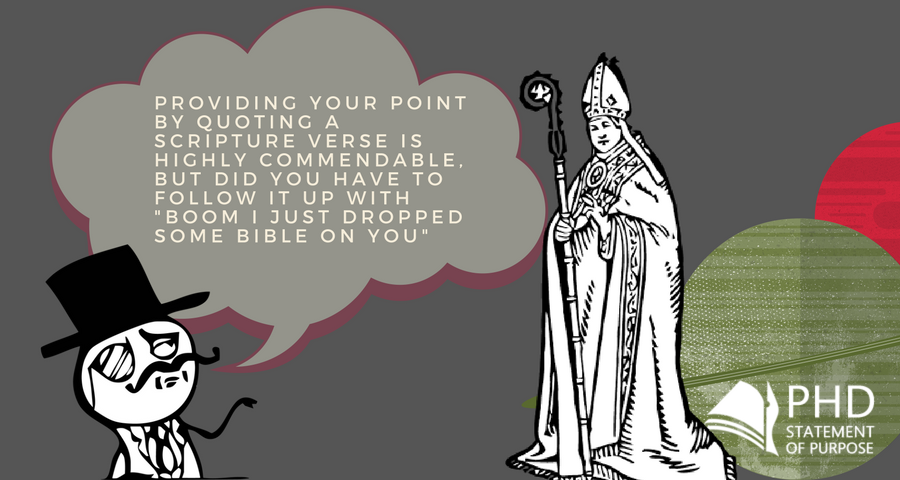 writing my theology papers advice