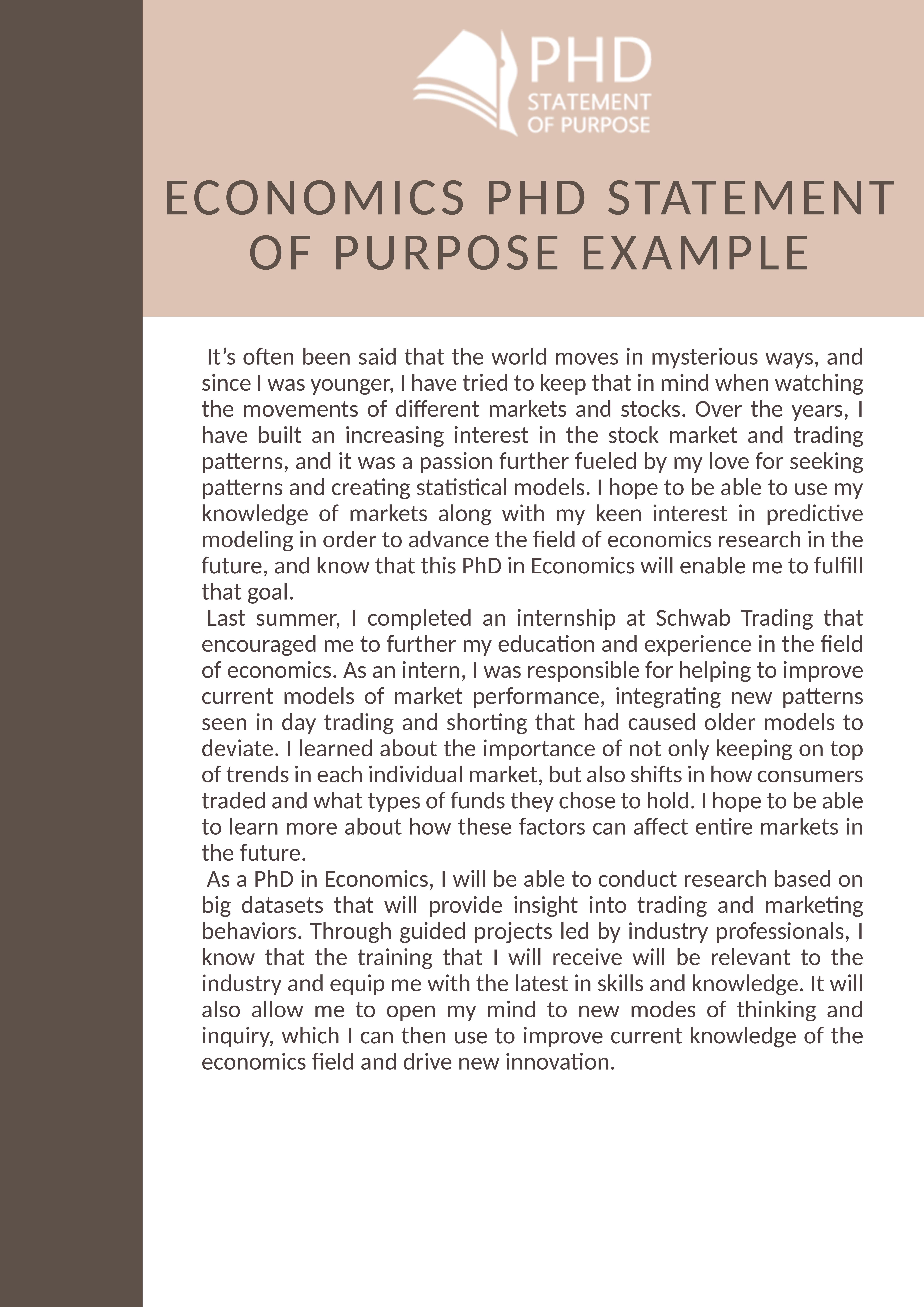 How To Write Phd Statement Of Purpose   arxiusarquitectura